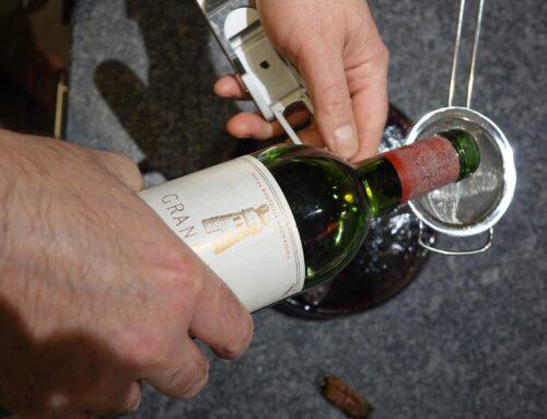 Warum dekantiert man einen Wein?